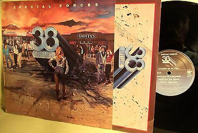 Lp-38 Special-Special Forces-U.s.a.1982-M.mint