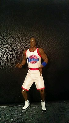 Warner brothers space jam michael jordan 1996 action figure