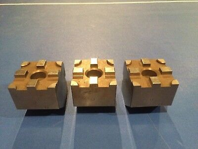 Set of 3 EDM Tooling Attachment Holder (For use with 3R)