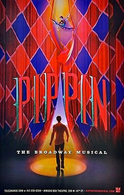 Pippin Poster (2013 revival)