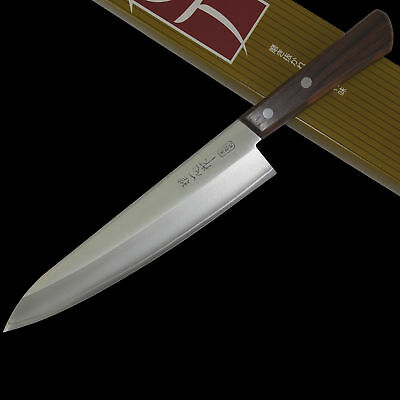 Chef  3 Layers Kitchen Knife 210 mm Chef Japanese Knives Made in Japan
