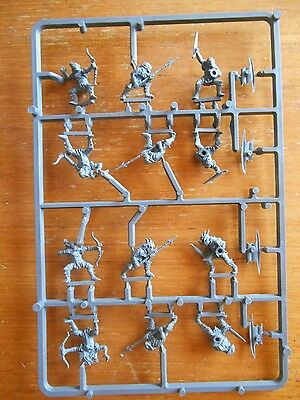 Moria Goblins x12 on sprue lotr sbg gw hobbit lord of the rings games workshop