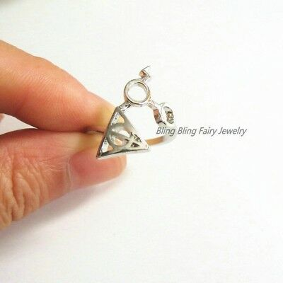 New Harry Potters Death  Artifact Open  Adjustable Ring