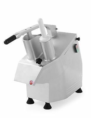 Hendi Commercial Vegetable Cutter (231807) - Complete with 5 cutting blades