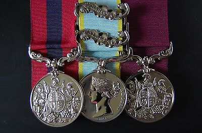 Distinguished Conduct Medal Crimea War Group