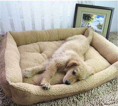 Large Dog Bed Kennel Oversize Pet House Soft Puppy Nesting Bed Cat Cushion