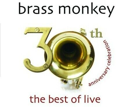 30th Anniversary Celebration: Best Of Live - 2 DISC SET - Brass  (2013, CD NEUF)