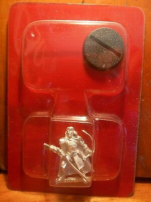 Faramir new in blister lotr sbg games workshop lord of the rings gw hobbit RARE