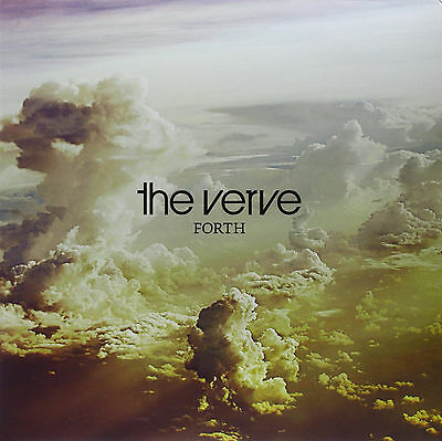 2Lp The Verve Forth Heavyweight Limited  Vinyl