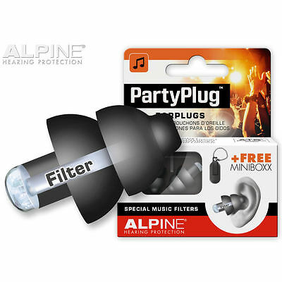 Alpine protections auditives Partyplug 1 paire
