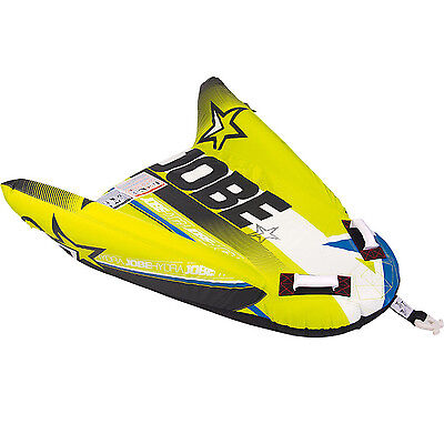 Jobe Hydra 1 Towable Ski Tube Inflatable Biscuit Boat Ride