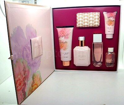 Ted Baker In Full Bloom Gift Box Including 6 Items Perfect as a Christmas Gift