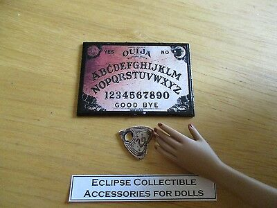Halloween Gothic Ouija Board For Your 16 inch Fashion Doll Witch Style #1