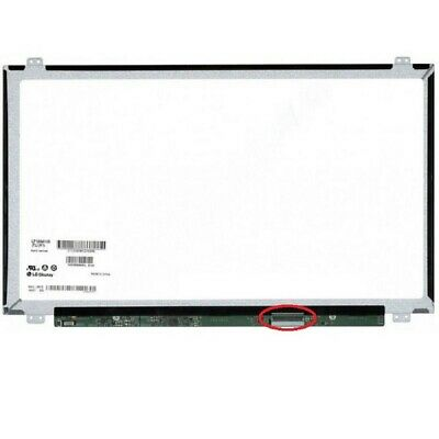 "LTN156AT30-D01 Display LCD Schermo 15,6"" LED Slim 1366x768 40 pin"