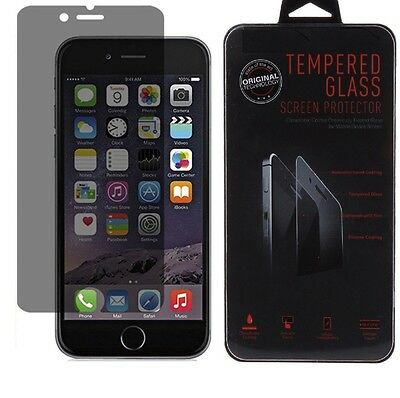 Anti Spy Peep Privacy Tempered Glass Screen Protector For Apple iPhone 6 6S PLUS
