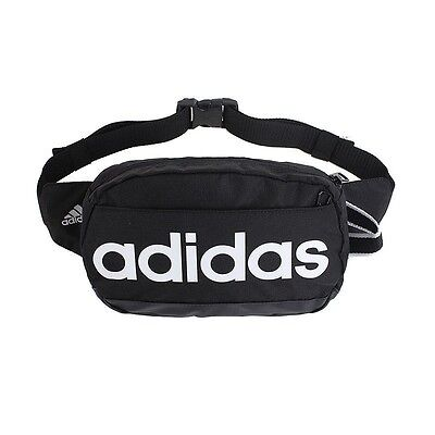 Original ADIDAS Training Linear Waist Bag AJ9974 For iPhone Galaxy Passport
