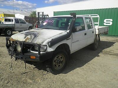 Holden Rodeo Tf 4Jb1-T 2.8 Diesel Manual 4Wd Gearbox #54312