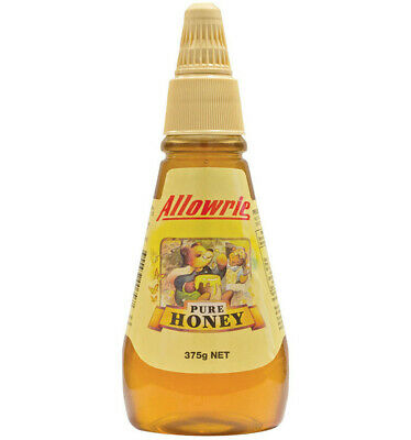 Allowrie Honey Twist & Squeeze 375g
