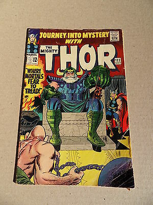 Journey Into Mystery (Thor) 122   .  Marvel 1965 - VG - minus