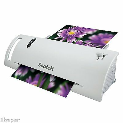"Scotch 3M Office Warehouse School Thermal Laminator Machine (8.5x11"")"