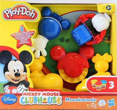 Play-Doh Mickey Mouse Clubhouse Disney Mouskatools Set