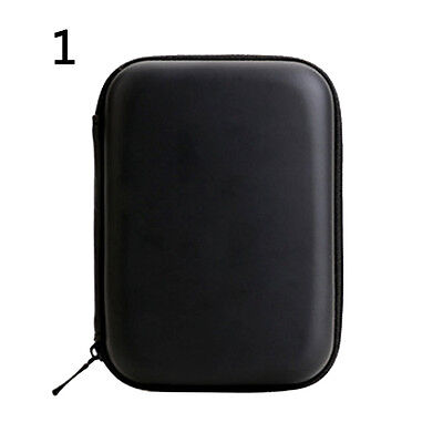 5'' New USB Cable HDD Hard Disk Pouch Power Bank Earphone Bag Case Cover Dulcet
