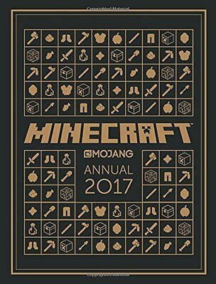 The Official Minecraft Annual 2017 (Annual - HB Book - Brand New