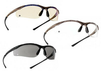 Bolle Contour Unisex Safety Glasses Polycarbonate Spectacles Work Sport Eyewear