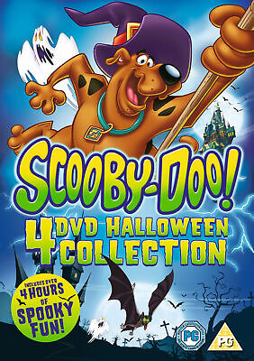 Scooby-Doo: Halloween Collection [2016] (DVD)