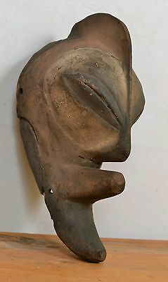 Old African  Songye Eagle Mask from DRC Congo