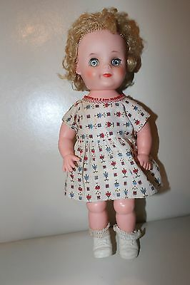 """Sweet Vintage Doll  Marked """"A"""""""
