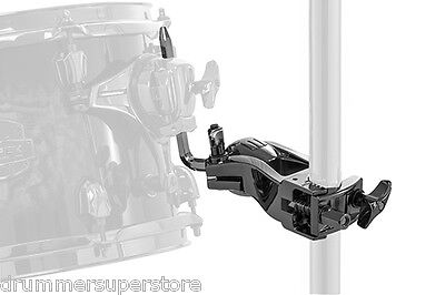 Mapex SONIClear Black Chrome Tom Drum Arm Holder with Clamp Mount MSSTC1BC