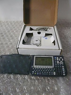 Texas Instruments TI Voyage 200 Graphing Calculator VOY200/PWB/3L1/A