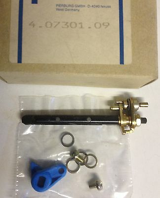 Kit axe volet starter  carburateur Pierburg  2E-E - Opel - Skoda - 4.07301.09