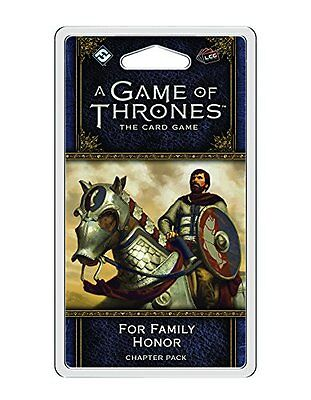AGOT For Family Honor / War of Five Kings 3 english