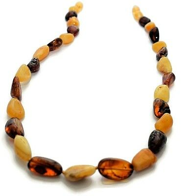 Authentic Baltic Amber Necklace.(1 Unit)
