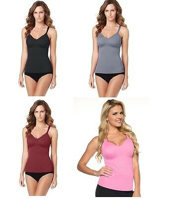 Rhonda Shear Everyday Molded Cup Camisole (HSN 518-723)