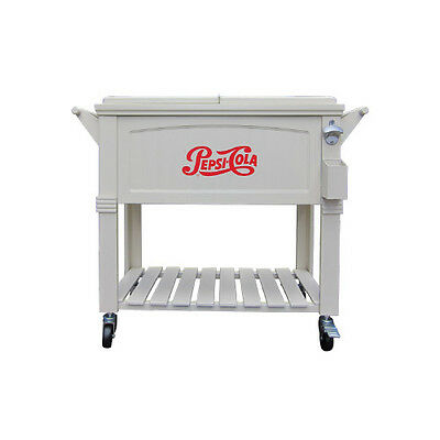 Rolling Patio Cooler Furniture Style