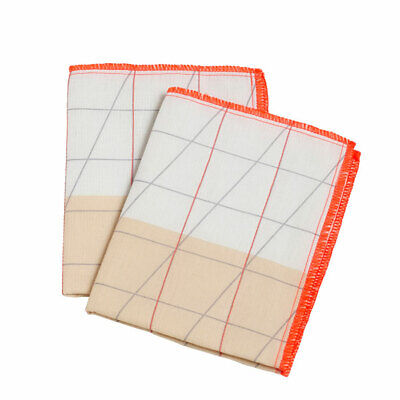 S&B Colour Cloth Spültuch 2er Set Orange Hay Design