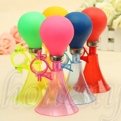 Bicycle Bike Cycle Kids Children Squeeze Air Honking Horn Bell Bike Accessories