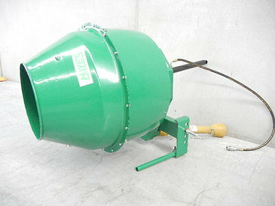 Hayes Pto Tractor Cement Mixer - 3 Point Linkage