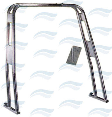 Roll Bar Droit Inox Ø 30 Mm Largeur 1000-1600 Mm