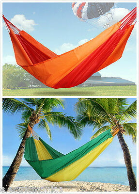 Hängematte Outdoor DragonSwing Hammock Double Swing Bed Travel Camping Beach