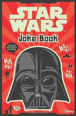 Star Wars Joke Book - PB Book - Brand New