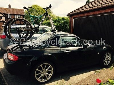Mazda MX5 Roadster Coupe MK3 NC PRHT Bike Rack