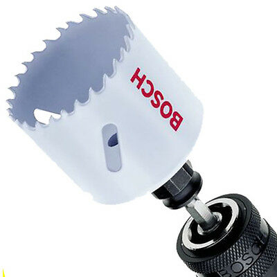 Bosch 2608584642 Progressor Holesaw For Wood and Metal 64mm (CLEARANCE)