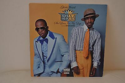 """Outkast - She Lives In My Lap * 12"""" Vinyl Record *"""