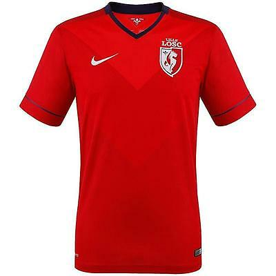 LILLE LOSC Nike Home Shirt 2014/15 NEW XL Jersey 14/15 Maillot Domicile