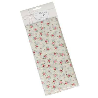 dotcomgiftshop PACK OF 10 LA PETITE ROSE WRAPPING TISSUE PAPER