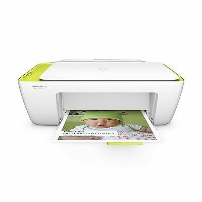 HP DeskJet 2130 Compact All-in-One Photo Printer